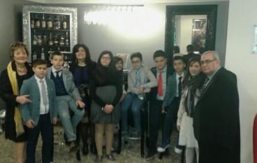 """Video della premiazione degli alunni di 1^ B del """"De Amicis"""""""