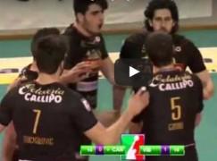 Cantù Vibo-Valentia 0-3, gli highlights della partita