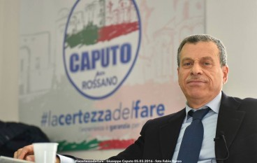 """Rossano, Caputo: """"alleanza Pd-Fi, minestrone avvelenato"""""""