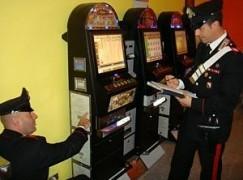 Cosenza, gioco d'azzardo: 600 mila euro di sanzioni