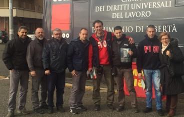 Iniziativa della CGIL Nazionale a Reggio Calabria