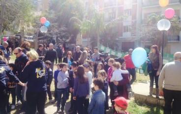 Reggio Calabria, la splendida iniziativa al Parco Caserta