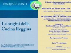 Reggio Calabria, CIS presenta volume di Pasquale Conti
