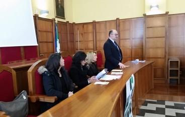 Girifalco, studenti in visita al Comune