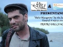Crotone, appuntamento con Fabio Macagnino