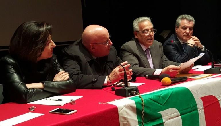 Sanità, Oliverio all'incontro del Pd a Lamezia Terme