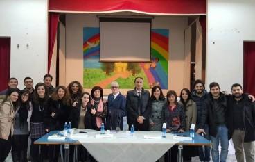 Oppido Mamertina dice no al bullismo nelle scuole