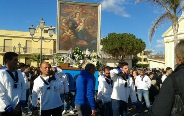 Melito, Processione della Sacra Effigie di Maria SS di Porto Salvo