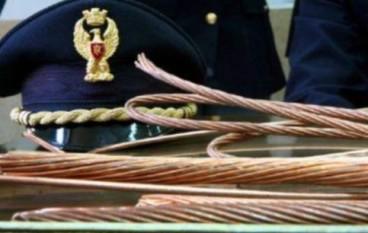 Traffico di rame, 13 arresti tra Cosenza e Catanzaro