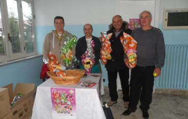 Pasqua con l'UNITALSI di Soverato