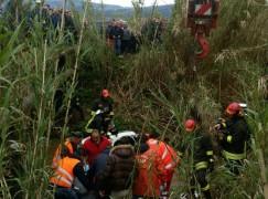 Incidente a Curinga, recuperati corpi vittime in un torrente