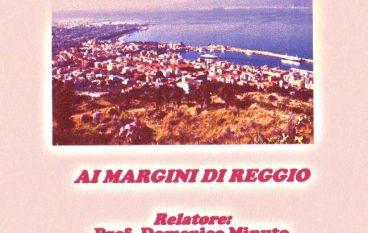 """A Reggio Calabria la conferenza """"Ai margini di Reggio"""""""