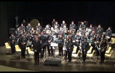 Falerna (CS): concerto della Banda Musicale
