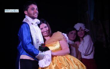 """Foto del Musical """"La Bella e la Bestia"""""""