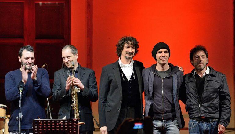Locri, standing ovation per Sergio Cammariere