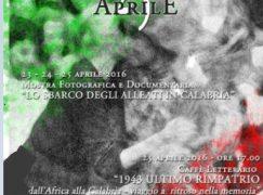 """Melito, al via mostra """"Lo Sbarco degli Alleati in Calabria"""""""