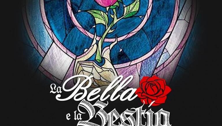 La Rosa Della Bella E La Bestia Immagini Migliori Pagine Da Colorare