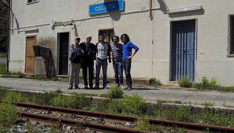8d1b56d2ecf3e Associazione Ferrovie  sopralluogo sulla linea Soveria - Marzi ...