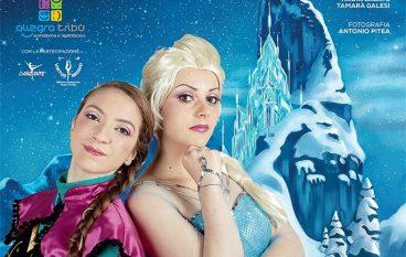 Frozen, lo spettacolo teatrale in scena per beneficenza