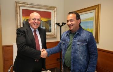 Calabria, Oliverio ha incontrato Sindaco Lucano