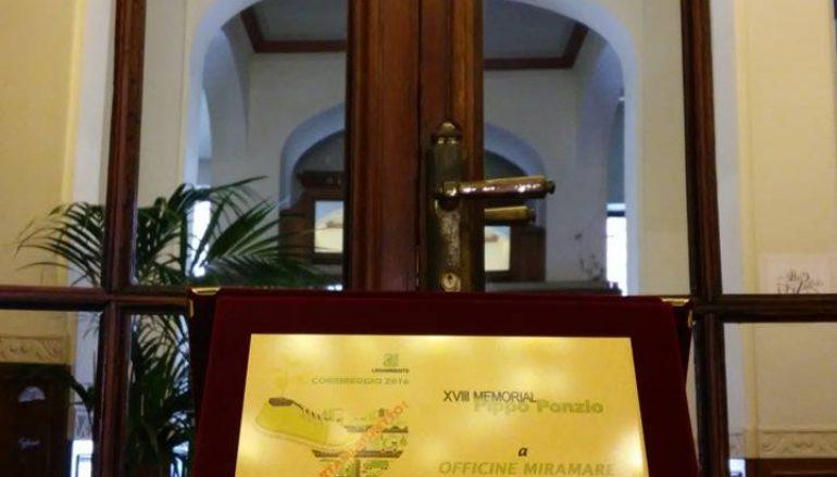Reggio Calabria, premio Legambiente a Officine Miramare