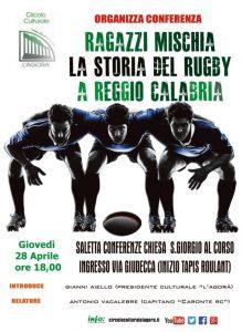 Rugby locandina