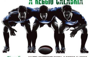 """Reggio Calabria, """"L'Agorà"""" organizza conferenza sul rugby"""