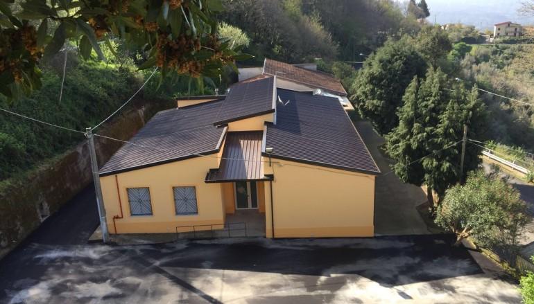 Serrastretta, inaugurata scuola dell'infanzia di Angoli