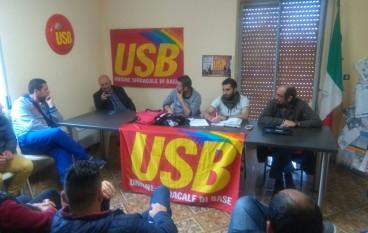 USB: riuniti i precari dei Vigili del Fuoco della Calabria