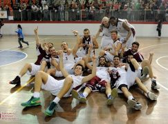 Basket: Vis campione di C silver Calabria