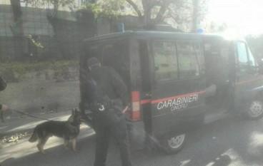 Arghillà, scovato arsenale dai Carabinieri