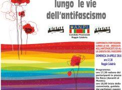 """A Reggio Calabria la """"camminata partigiana"""""""