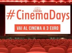 Reggio Calabria, ecco le sale che aderiscono al #Cinemadays