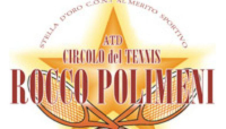 Per il Circolo Tennis Rocco Polimeni arriva la fase calda