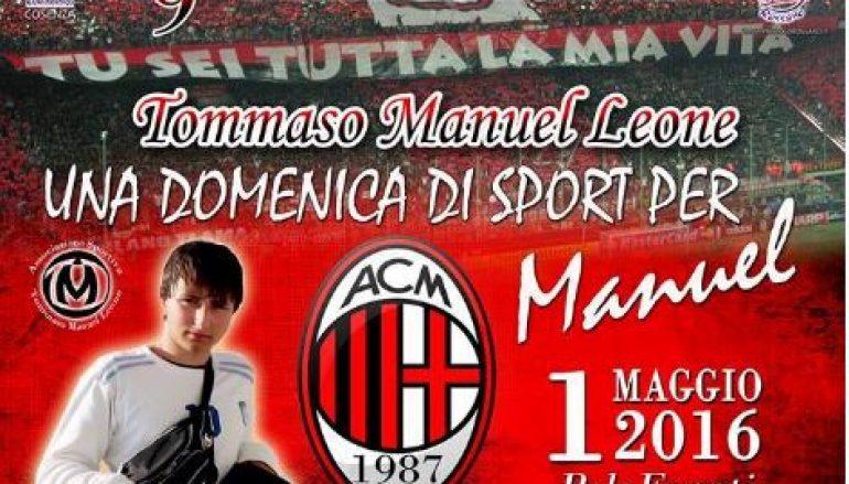 Rossano, nona edizione memorial Tommaso Manuel Leone
