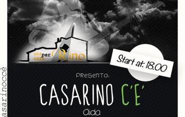 """Crotone, Oreste Cosimo all'appuntamento di """"CasaRino c'è"""""""