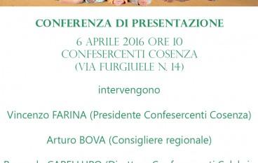 """Confesercenti Cosenza, presentazione """"Festa del mare"""""""
