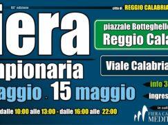 A Reggio Calabria 12esima edizione della Fiera Campionaria
