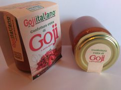 Calabria, Goji premiato all'Agrifood del Vinitaly di Verona