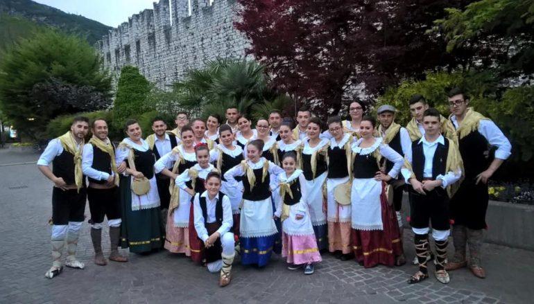 Nuovi successi per i Lanternari al festival Magna Grecia di Trento