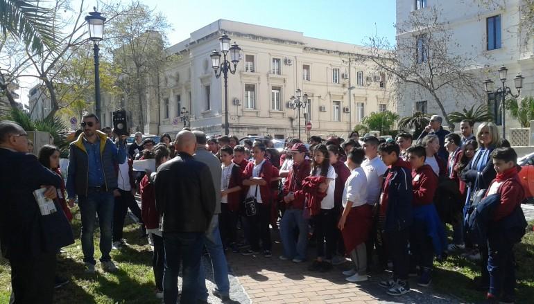 """Libera Reggio Calabria, svolta l'iniziativa """"Mnemosine"""""""