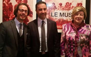 Il sindaco Scerbo racconta Palizzi alle Muse