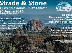 Al via nuova tappa di Strade & Storie-Quattro Passi nella Locride