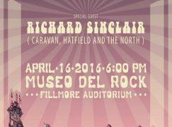 Catanzaro, Prog Evening al Museo del Rock con Sinclair