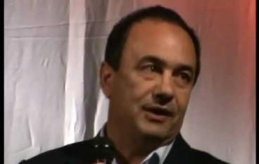 Le congratulazioni di Oliverio al sindaco di Riace
