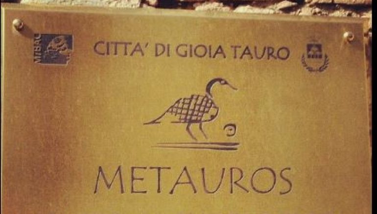 "Gioia Tauro, apertura Museo Archeologico ""Metauros"""