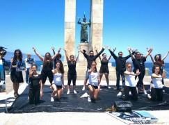 A Reggio Calabria un flash mob contro le trivellazioni