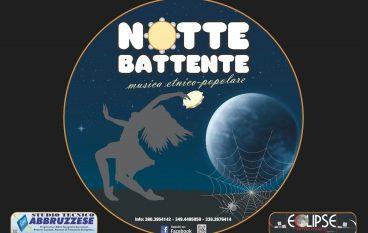 """Al Festival e Fitness di Soverato anche i """"Notte Battente"""""""