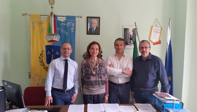Africo e Parco Aspromonte: accordo per recupero del Borgo