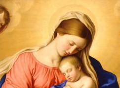 Un pensiero a Maria: preghiere Mariane di Don Francesco Cristofaro